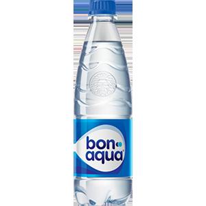 Вода Bon Aqua негазированная 0.5л