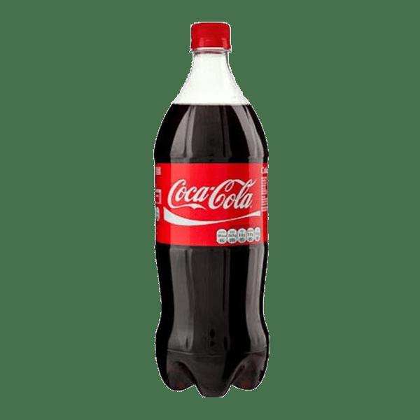 Кока-кола 0.9л