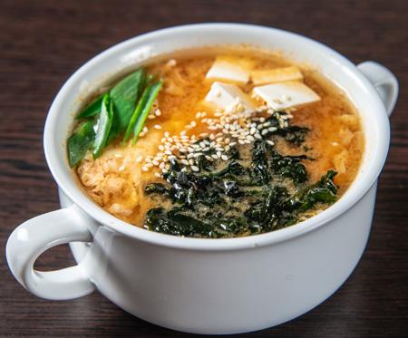 Ким-чи суп
